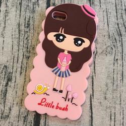 Ốp lưng Iphone 5 5s hình chibi cô gái