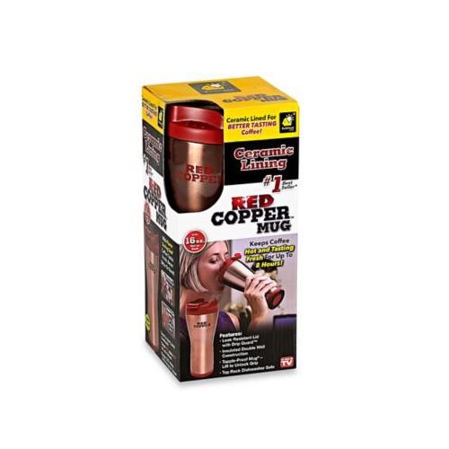 Bình giữ nhiệt Red copper Mug