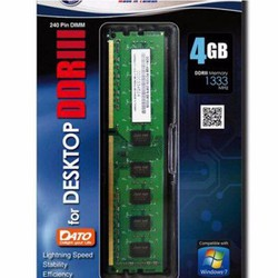 Ram 4G DATO DDR3
