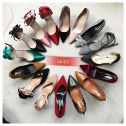 Giày cao gót các loại