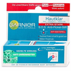 Gel Trị Mụn Trứng Cá Siêu Cấp Garnier Hautklar S.O.S 10ml - TriMunGarnier10