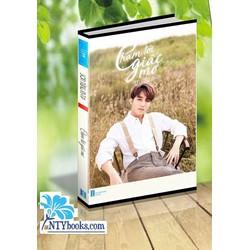 Chạm tới giấc mơ - Sơn Tùng M-TP bản đặc biệt bìa cứng có poster ký