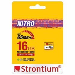 Thẻ nhớ Strontium Nitro 16 GB Class 10