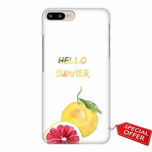 Ốp lưng Iphone 7 Plus_Summer Fruits