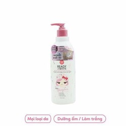 Sữa tắm Cathy Doll Ready 2 White Body One Day Whitener Cleanser