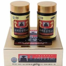 Cao Hồng Sâm Hàn Quốc 365 240g x 2 Lọ