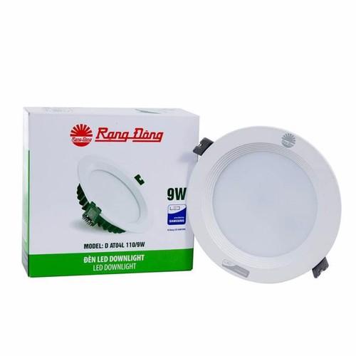 Đèn Led Downlight D AT04L 110-9W-Trắng