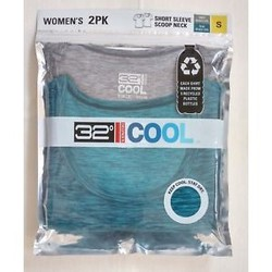 CT532S-32 DEGREES COOL-SIZE S S - XANH