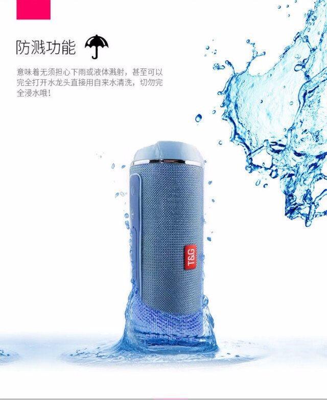 Loa Bluetooth Di Động Chống Nước Cao Cấp TG-116 Chất Lượng Cao 4