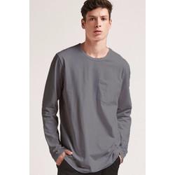 Áo Thun Sweater Fox_unisex Lai Bầu