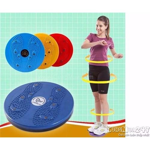 Đĩa xoay eo tập thể dục - 10447322 , 7168519 , 15_7168519 , 133000 , Dia-xoay-eo-tap-the-duc-15_7168519 , sendo.vn , Đĩa xoay eo tập thể dục