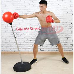 Bóng đấm boxing phản xạ