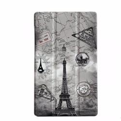 Bao da Lenovo Tab 3 8 họa tiết Paris