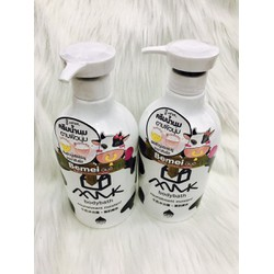 Sữa tắm Bemei Body Bath Nourishment 1000ml Thái Lan