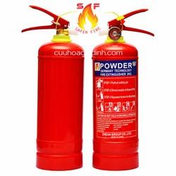 Bình cứu hỏa bột Safer Fire 2kg