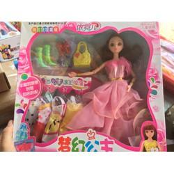 búp bê barbie có khớp