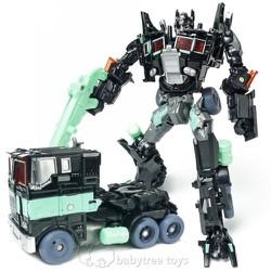 XE XẾP HÌNH DEFORMATION biến hình robot