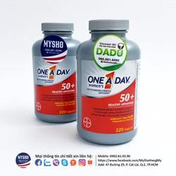 One a day Nữ 50+ của Bayer USA chính hãng