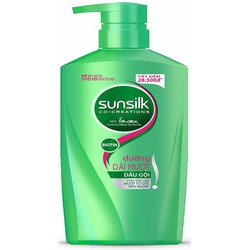 Dầu gội Sunsilk dưỡng tóc dài mượt 650g