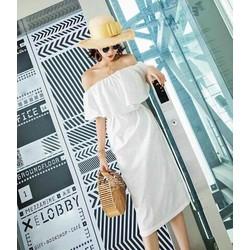 Đầm bẹt vai bèo