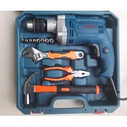 Máy khoan Bosch 910W kèm 30 chi tiết