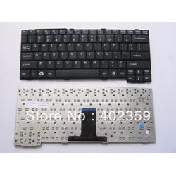 Bàn phím laptop Fujitsu Lifebook L1010 - đen