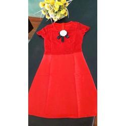 Váy Ren quảng châu