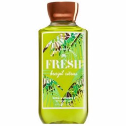 Chính hãng - Sữa tắm Bath and Body Works Fresh Brazil Citrus - MP959