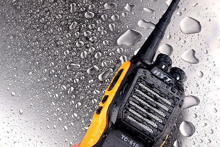 Bộ đàm chống nước HYT TC-610 1