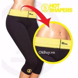 Combo 3 Quần thể dục sinh nhiệt giảm mỡ Hot Shapers