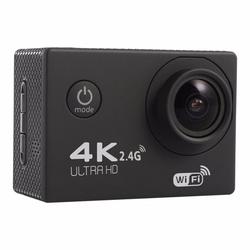 Camera hành trình ô tô xe máy chống nước WIFI Ultra 4K kèm remote