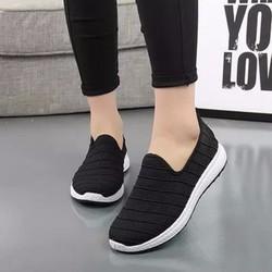 Giày lười nữ lưới
