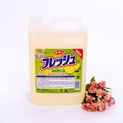 Nước rửa chén sạch bóng vết bẩn WAI 4L