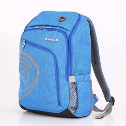 Balo laptop Sakos Wavy I15 Blue