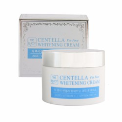 Kem face dưỡng trắng da The Rucy Centella Whitening Cream for face
