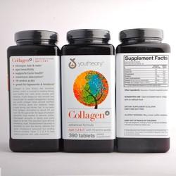 Viẹn Collagen hỗ trợ đẹp da chống lão hoá Youtheory