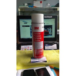 Dung dịch tẩy băng keo 3M General Purpose Adhesive Cleaner PN08987
