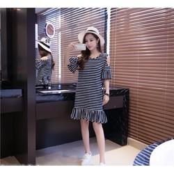 Kiểu áo đầm xòe nữ đẹp, VN116