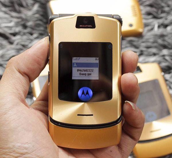 Điện thoại điện thoại v3i huyền thoại