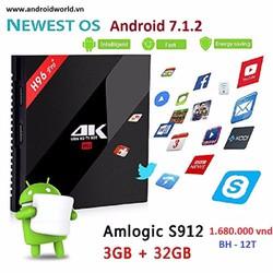 Android tv box H96 Pro Plus- 3Gram 32g rom