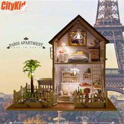 Mô hình nhà gỗ DIY Cute Room A-025-A