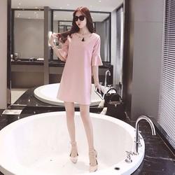 Đầm suông thiết kế mới - HÀNG NHẬP