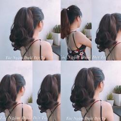 Tóc giả - tóc ngoạm