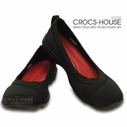 Giày Crocs Busy Day Stretch Flat