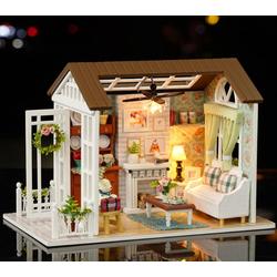 Mô hình nhà gỗ DIY Nhật Bản - Warm house