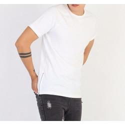 Áo thun nam dây kéo bên hông