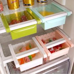Khay thực phẩm tủ lạnh bộ 4 cái