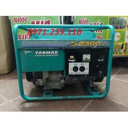Máy phát điện YANMAR G-2300A giá rẻ hàng Nhật bãi tốt nhất