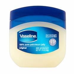 Sáp dưỡng ẩm Vaseline Pure Petroleum jelly Original đa năng