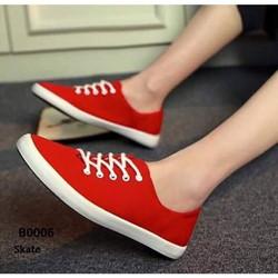 Giày bata skate nữ